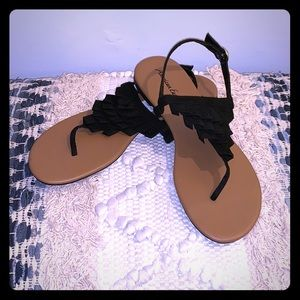 American Eagle Thong Sandal